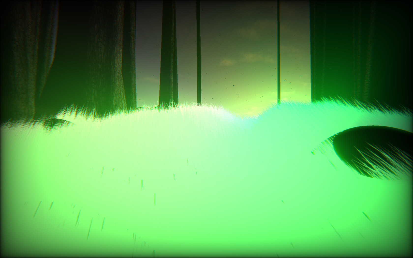 intoTrees_green